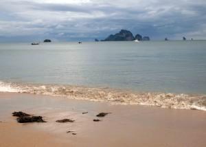 Krabi - Ao Nang Beach