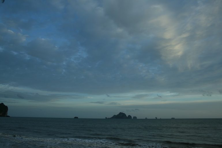 Koh Poda and Chicken Island in the distance