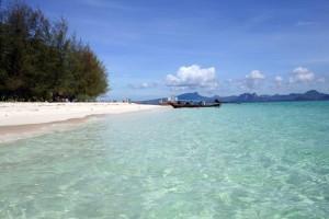 4 Island tour, Poda Island