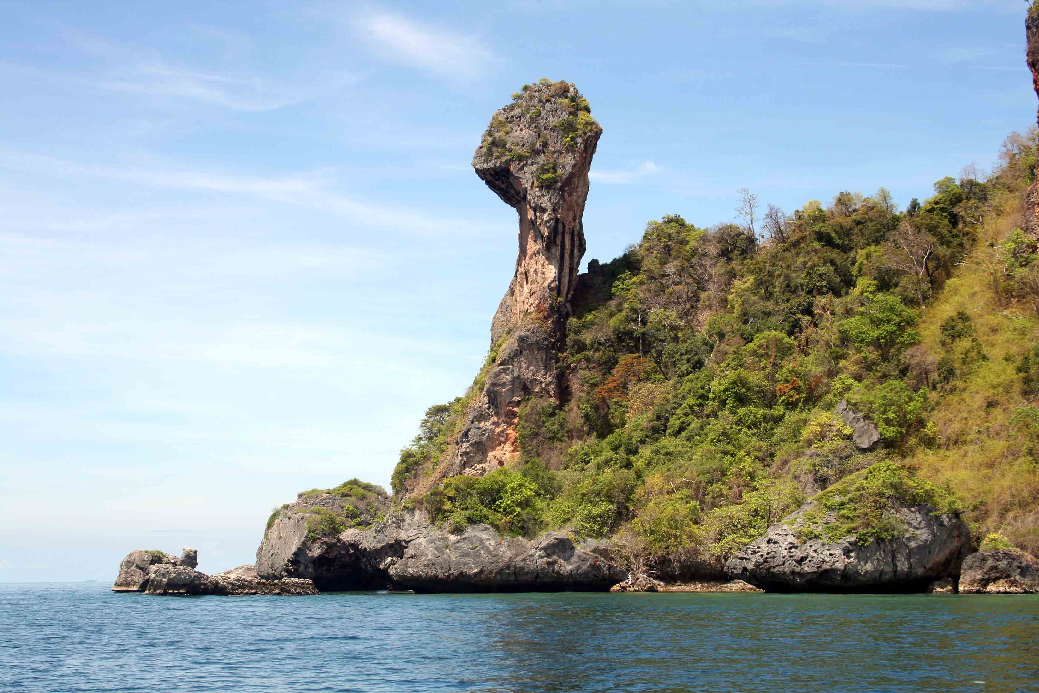 4 Islands A Classic Tour In Krabi Province