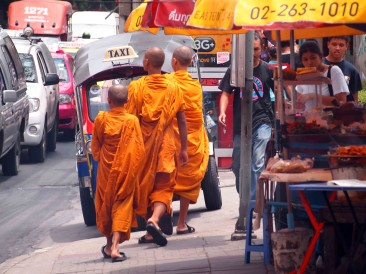 A view on Bangkok