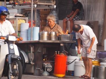 Penang – Street food chulia street