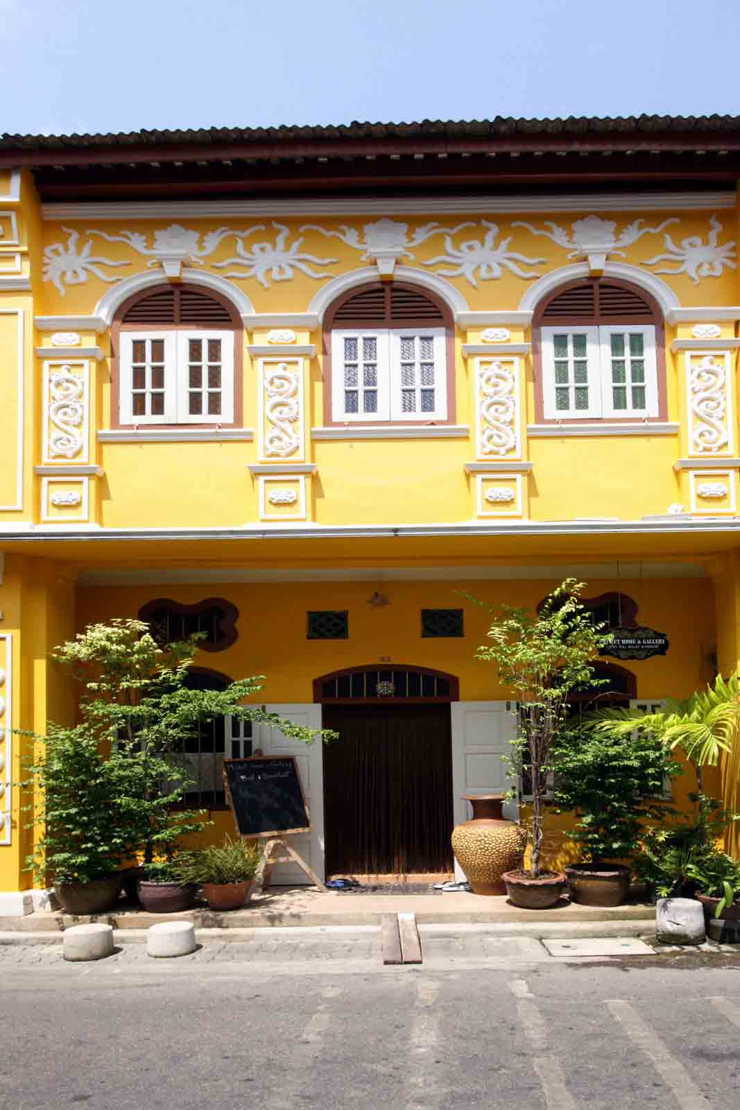 Phuket Town Charming Architecture And Fascinating Sino Colonial Tales