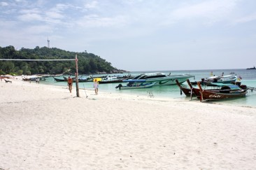 Koh Lanta to Koh Lipe by speed boat