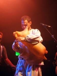 Rainforest Festival, Kries Performance