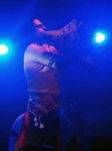 Mohsen Sharifian's performance at RWMF 2013 in Kuching