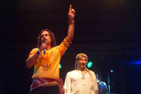 Mohsen Sharifian and The Lian Band