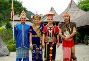 Damai Beach Resort: Sarawak Cultural Village