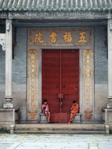 China town in Penang