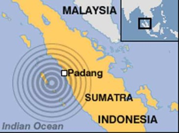 Padang Earthquake