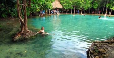 Sa Morakot Emerald Ponds – Krabi