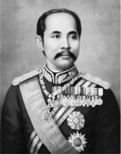 King Chulalongkorn - RamaV