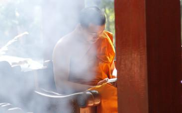 Wat Umong – Il tempio delle gallerie