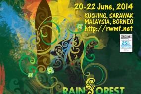 Rainforest World Music Festival 2014