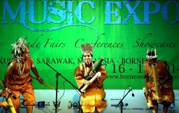 BORNEO WORLD MUSIC EXPORT