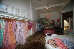 The Bliss Spa boutique shop