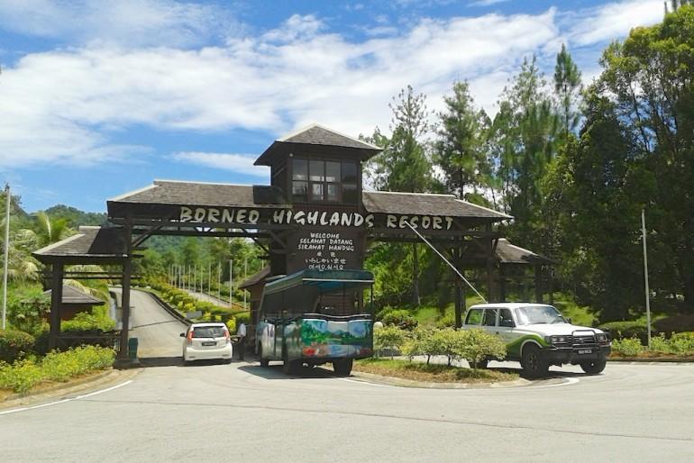 Borneo Highlands Resort
