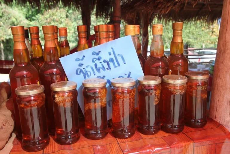 locally produced honey