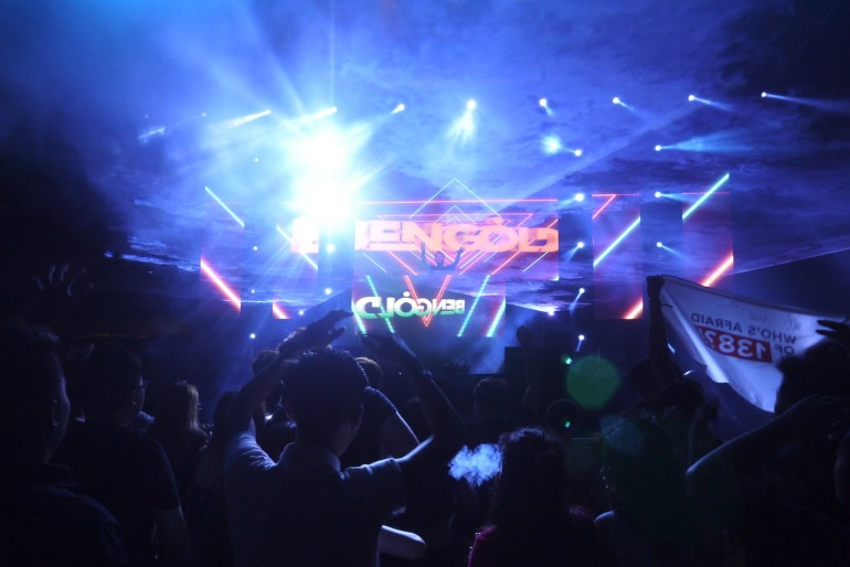 Ben Gold at Trance ALOT, Kuching