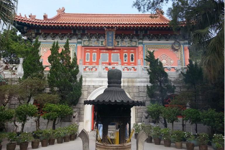 Po Lin Monastery Lantua Island