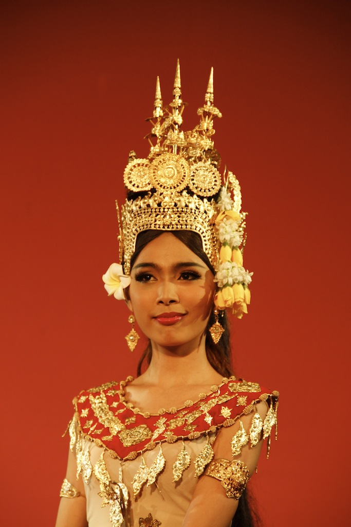 Cambodian Living Arts - Asian Itinerary