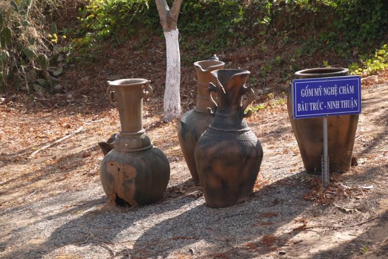 The vase site
