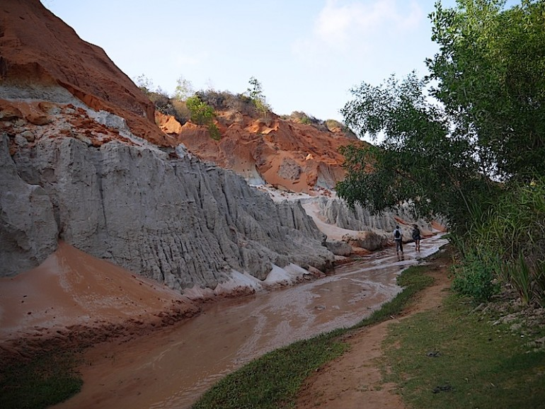 Mui Ne: between sand and history
