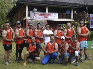 The Sarawak Ironman competition