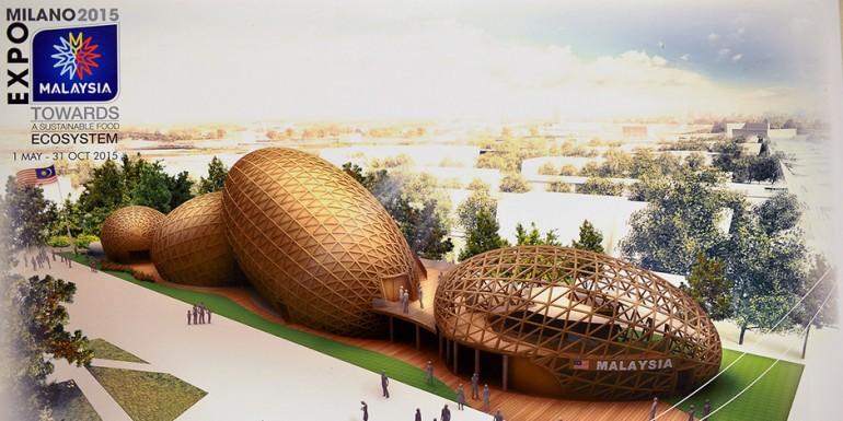 Malaysia Pavilion for Milano Expo 2015