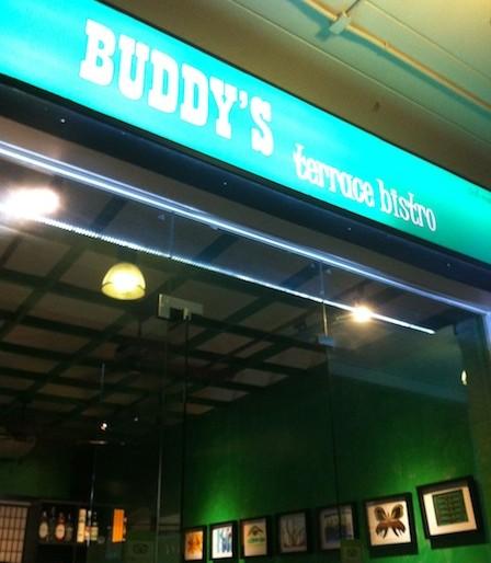 Buddy's Bistro Terrace