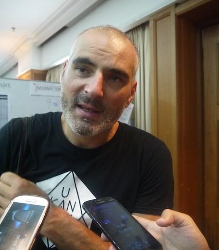 Interview the Ukandanz Saksafon player