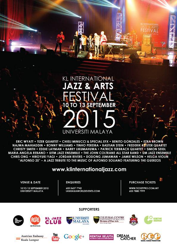 KL International Jazz & Arts Festival