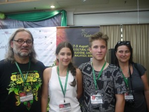 Polish music Malisz family