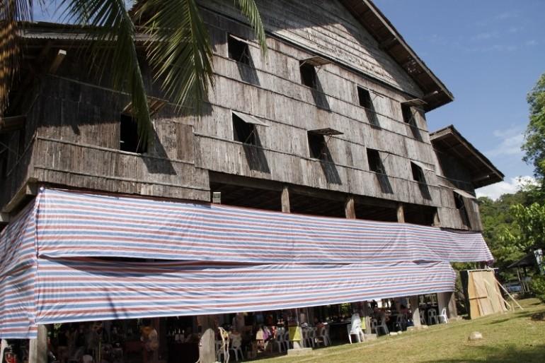 Multi storey longhouse