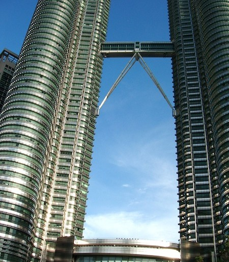 Petronas Towers Skybridge