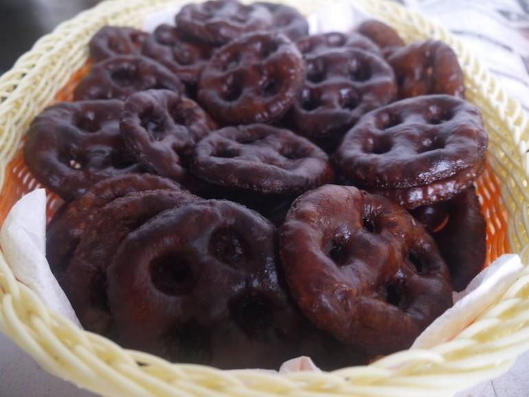 Kuih Dam traditional cookies
