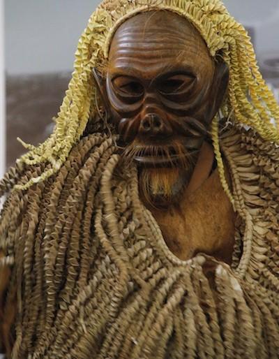 Orang Asli mask