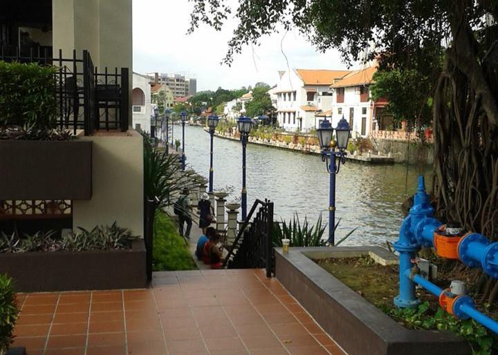 Melaka canal