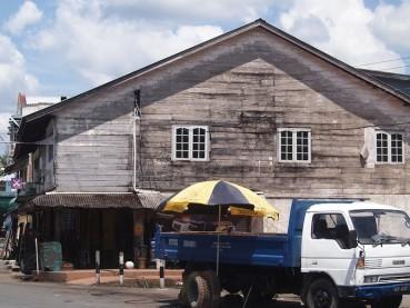 Kuching to Lundu