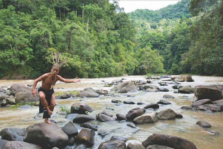 Philius in the river 2