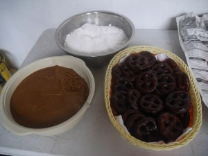 Some of the ingredients