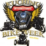 Kuching International Bike Week logo