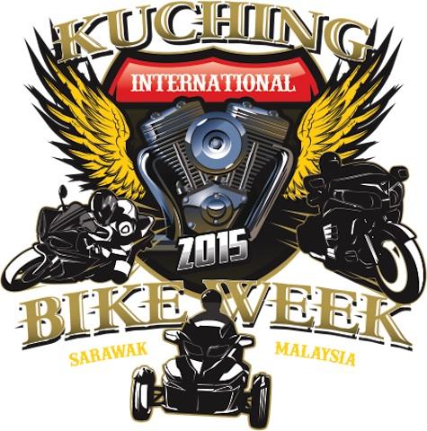 Kuching International Bike Week logo