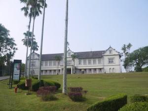 Sarawak Museum main building
