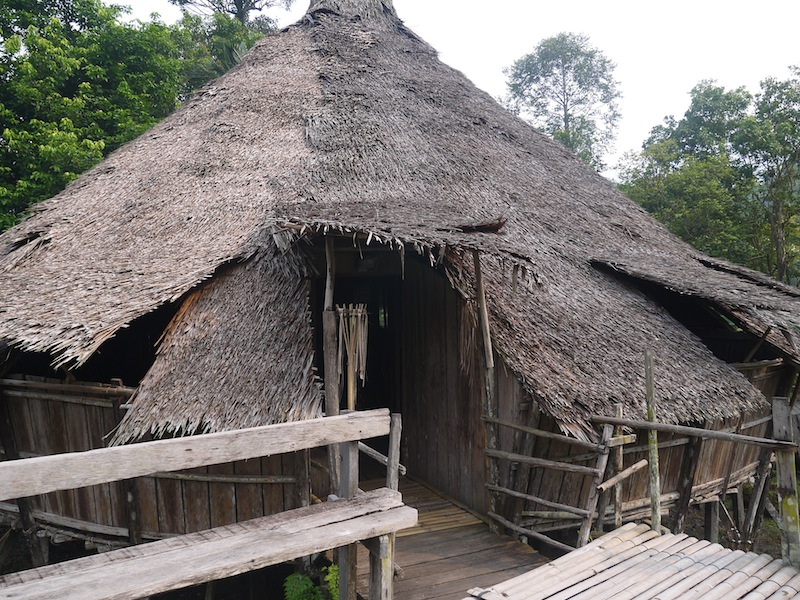 history of bidayuh Geography people government history economy the distinctive architectural and cultural feature of the bidayuh is their community building called baruk which is used for story-telling bajau and murut are the largest indigenous groups in sabah kadazan-dusun consists of two tribes.