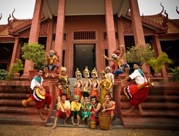Cambodian Living Arts season 2015-2016