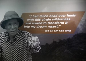 Tan Sri Lim Goh Tong, Genting Highland founder