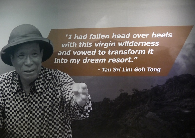 lim goh tong genting essay Lim goh tong was a prominent rich malaysian chinese businessman and the founder of genting highlands he transforms genting highlands from an unfamiliar hilltop to the most successful tourism place this project has proven itself as the richest person in malaysia and one of the richest people in the .