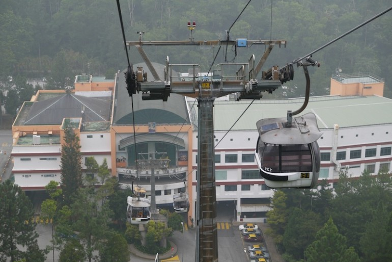 Genting Skyway Station