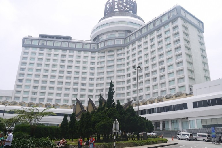 One of Genting Highlands hotels
